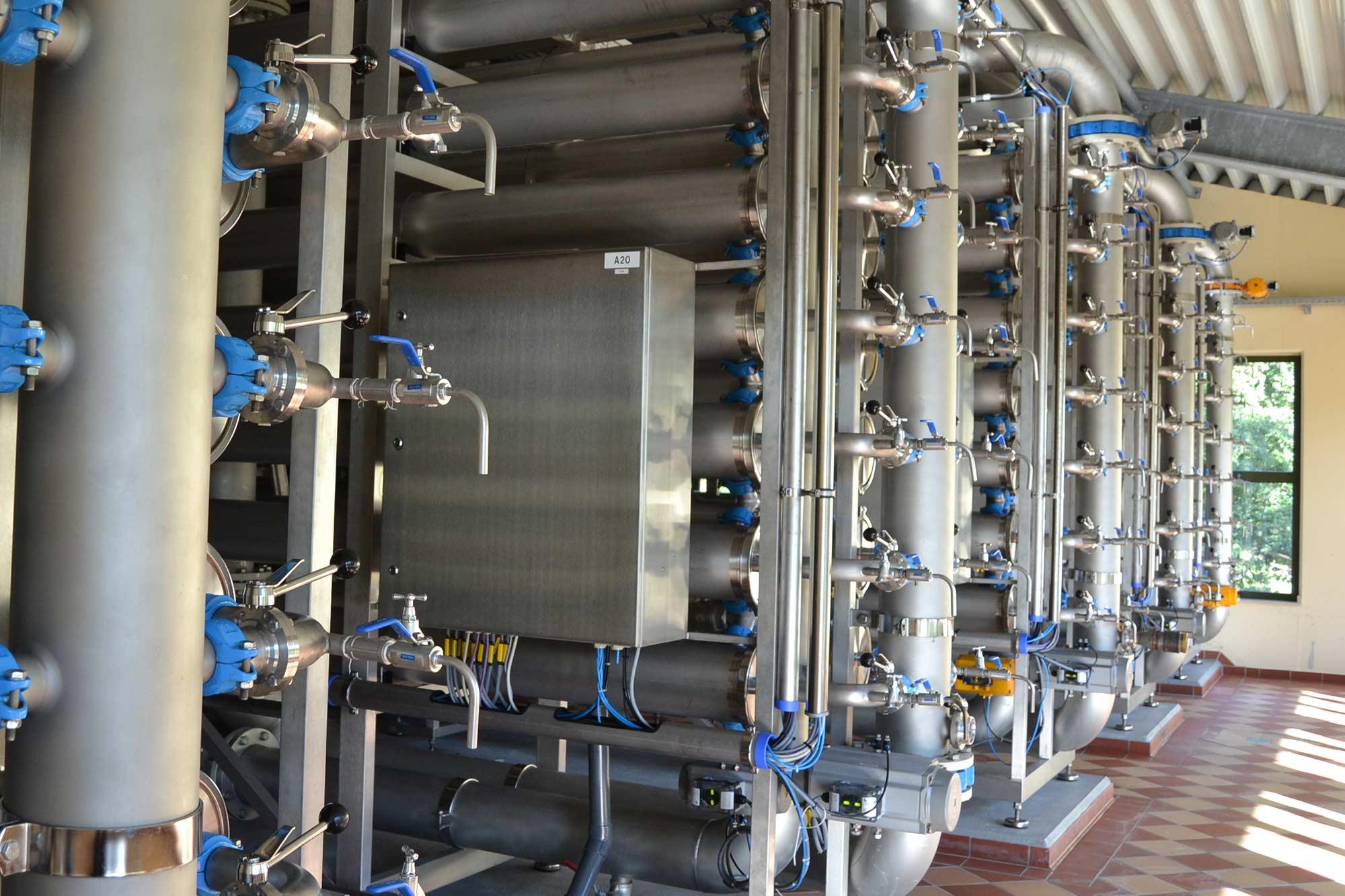 Wasserverband Oleftal Aufbereitung